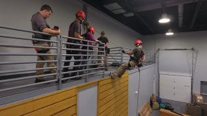Intro to Ropes & Rappelling