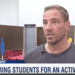 Preparing students for an active shooter