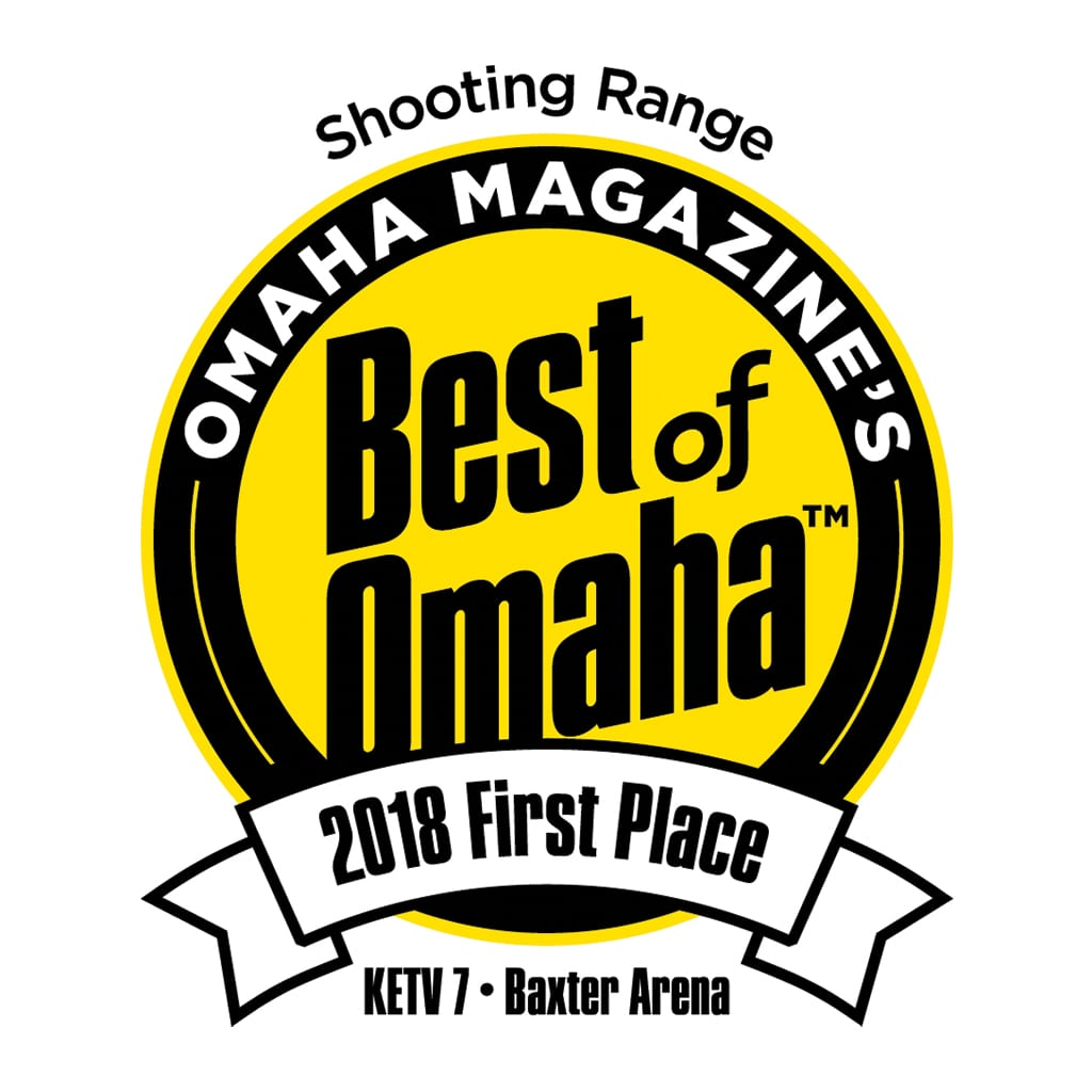 Best of Omaha 2018 first place logo