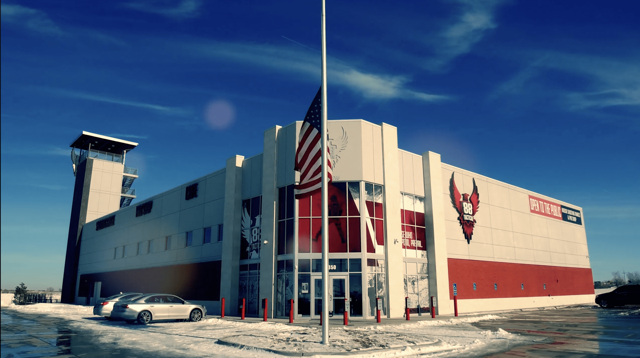 88 Tactical Omaha's Best Shooting Range
