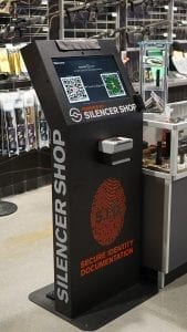 Silencer Shop S.I.D. Kiosk 88 Tactical