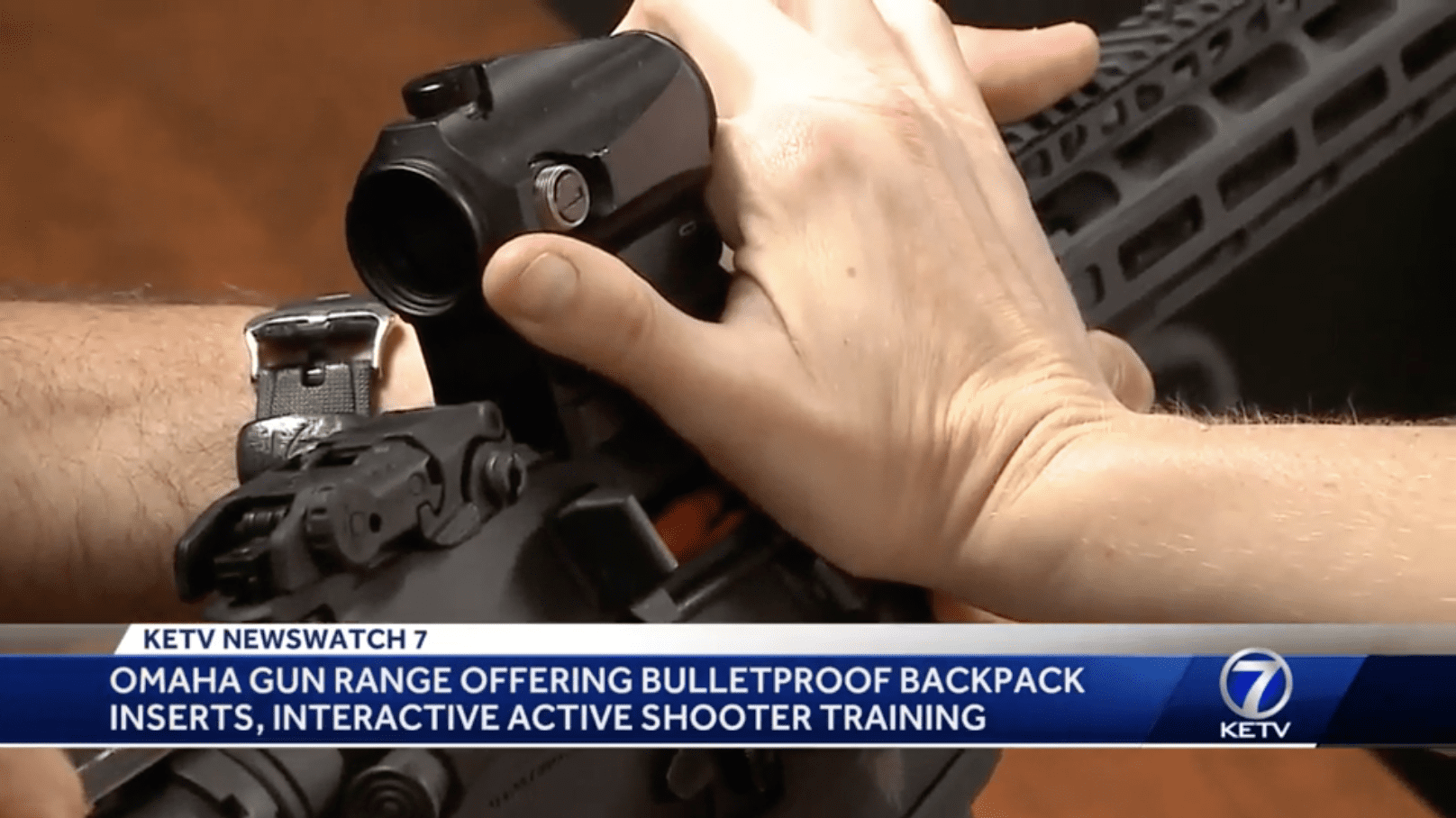 Gun range Offers Bulletproof Backpack Inserts | 88 Tactical | Omaha