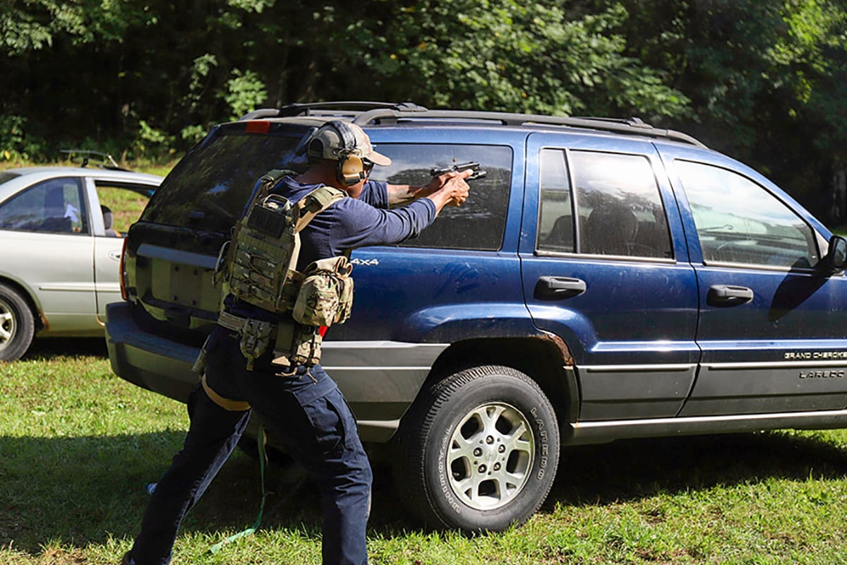 High Threat Vehicle Engagements Training 88 Tactical Omaha